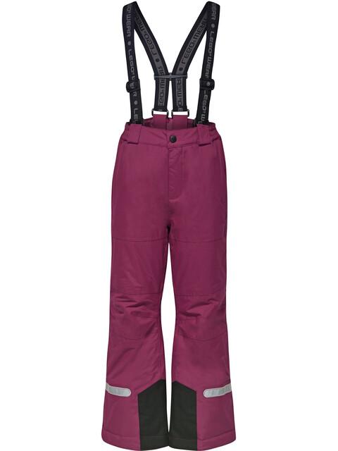LEGO wear Ping 775 Ski Pants Unisex bordeaux